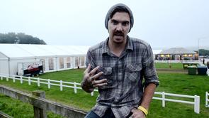 Zac Archuleta at Creationfest 2012